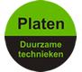 Platen Duurzame Technieken
